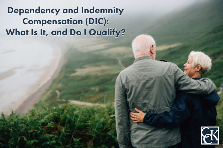 Dependency and Indemnity Compensation (DIC) What Is It, and Do I Qualify