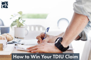How to Win Your TDIU Claim