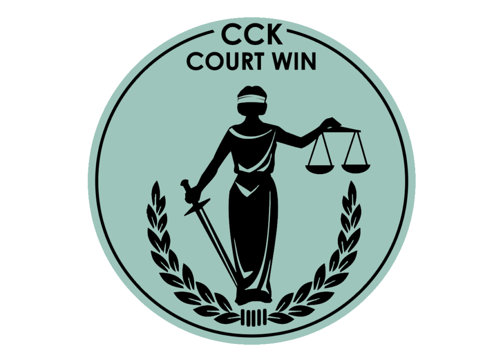 Court Win- Increased Rating