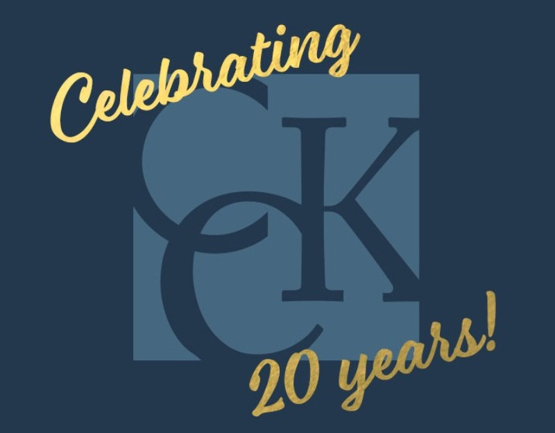 Chisholm Chisholm & Kilpatrick CCK celebrates 20 years