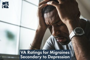VA Ratings for Migraines Secondary to Depression
